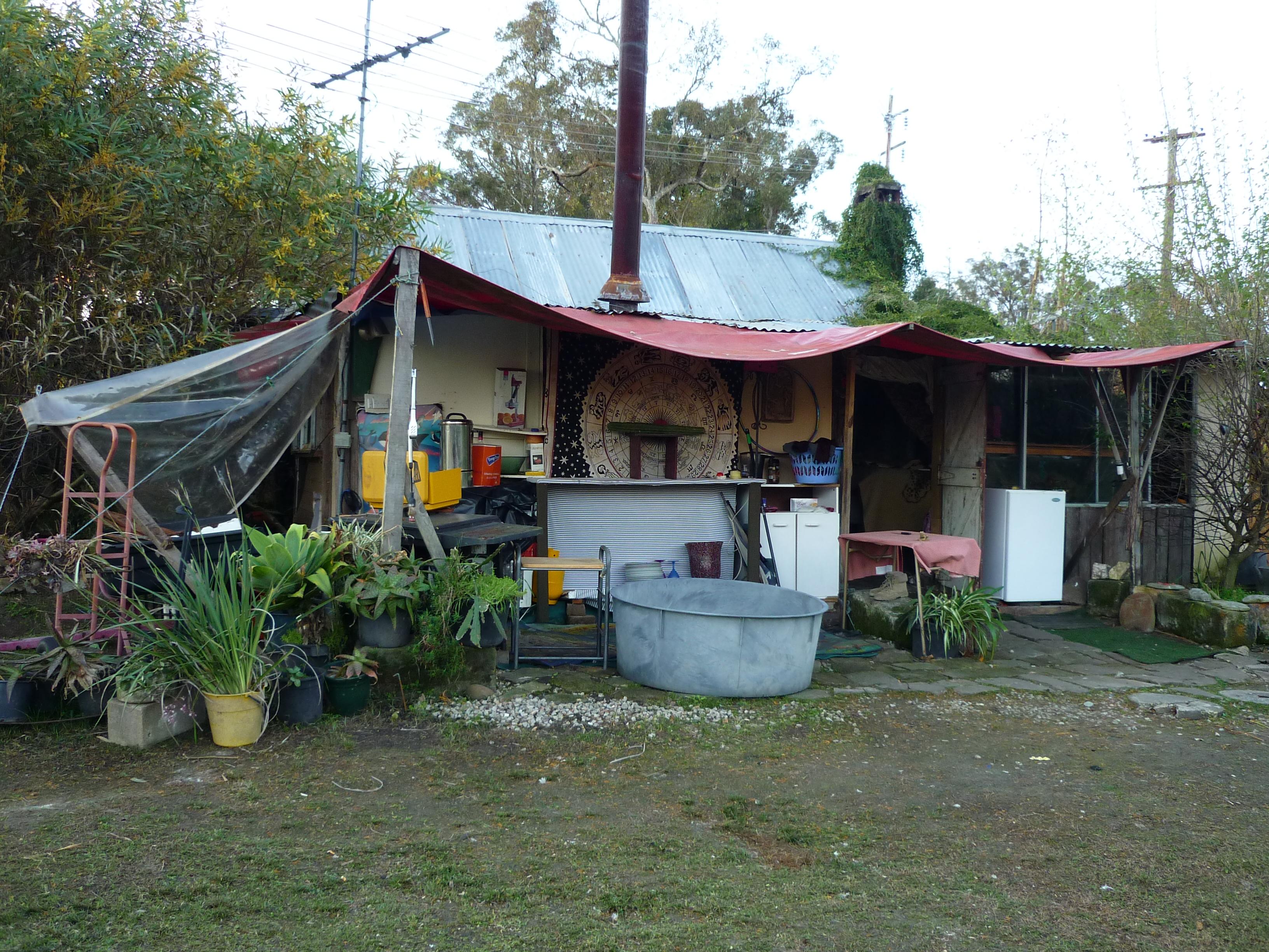 Hippie Kommune